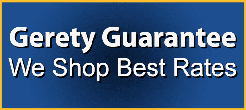 Gerety Guarantee Best Rates